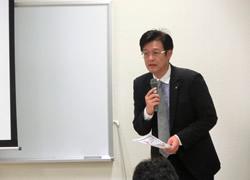 講師:坂井繁之氏